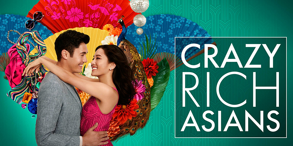 Rooftop Cinema: Crazy Rich Asians