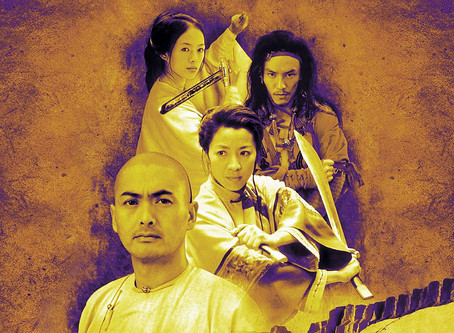 Pick of the Week: Crouching Tiger, Hidden Dragon