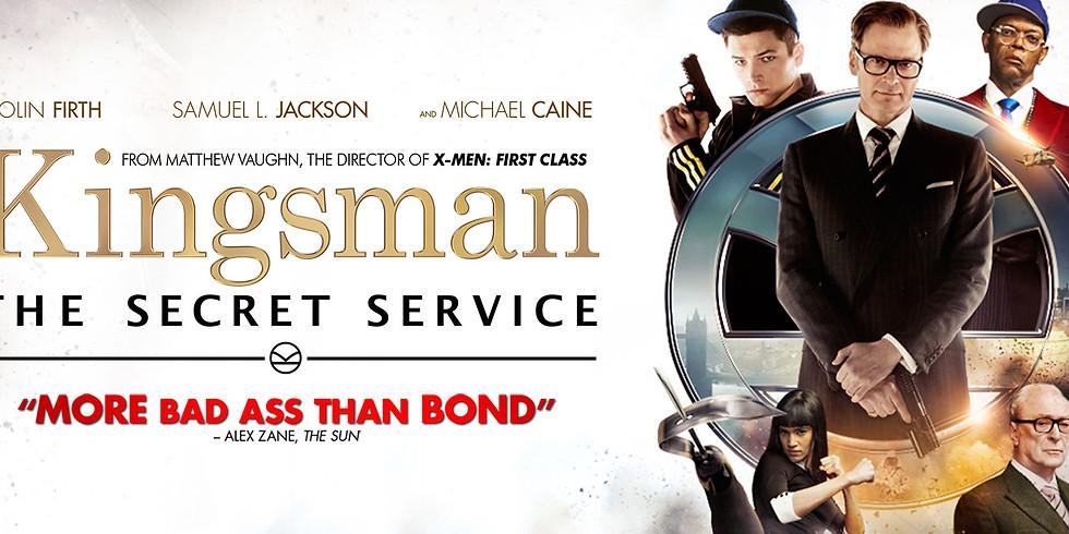 #TSCMovieClub Rooftop: Kingsman: The Secret Service