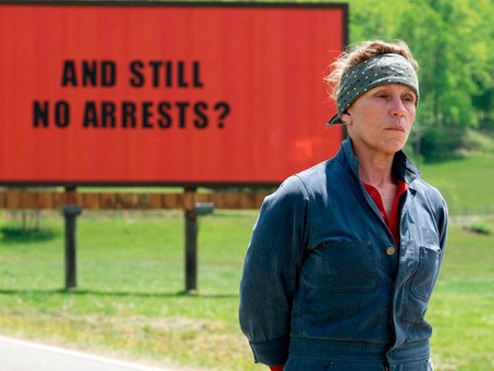 Pick of the Week: Three Billboards Outside Ebbing, Missouri
