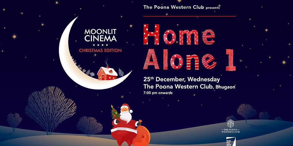 Moonlit Cinema: Christmas Edition / Home Alone