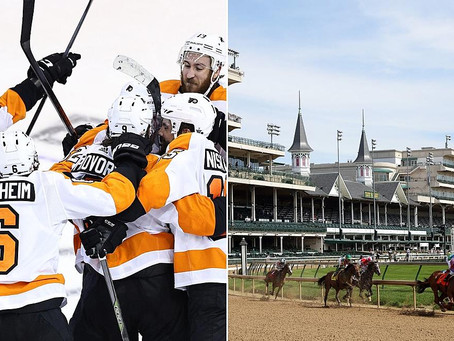 Flyers Fantastic finish Sets the Stage for Labor Day Weekend!