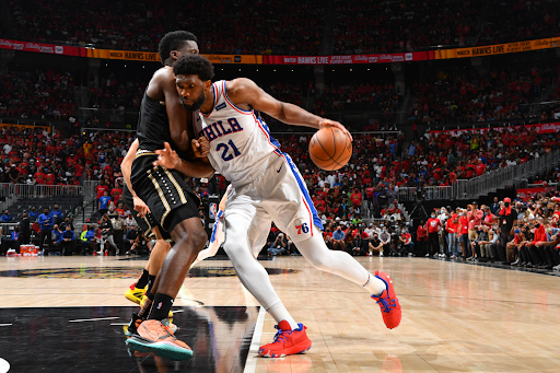 Joel Embiid Will Get Affected the Most by the Lean-In Rule Change