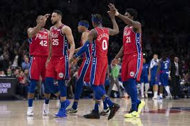 Prime Time win for the Sixers!!
