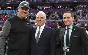 The Eagles part ways with Pederson