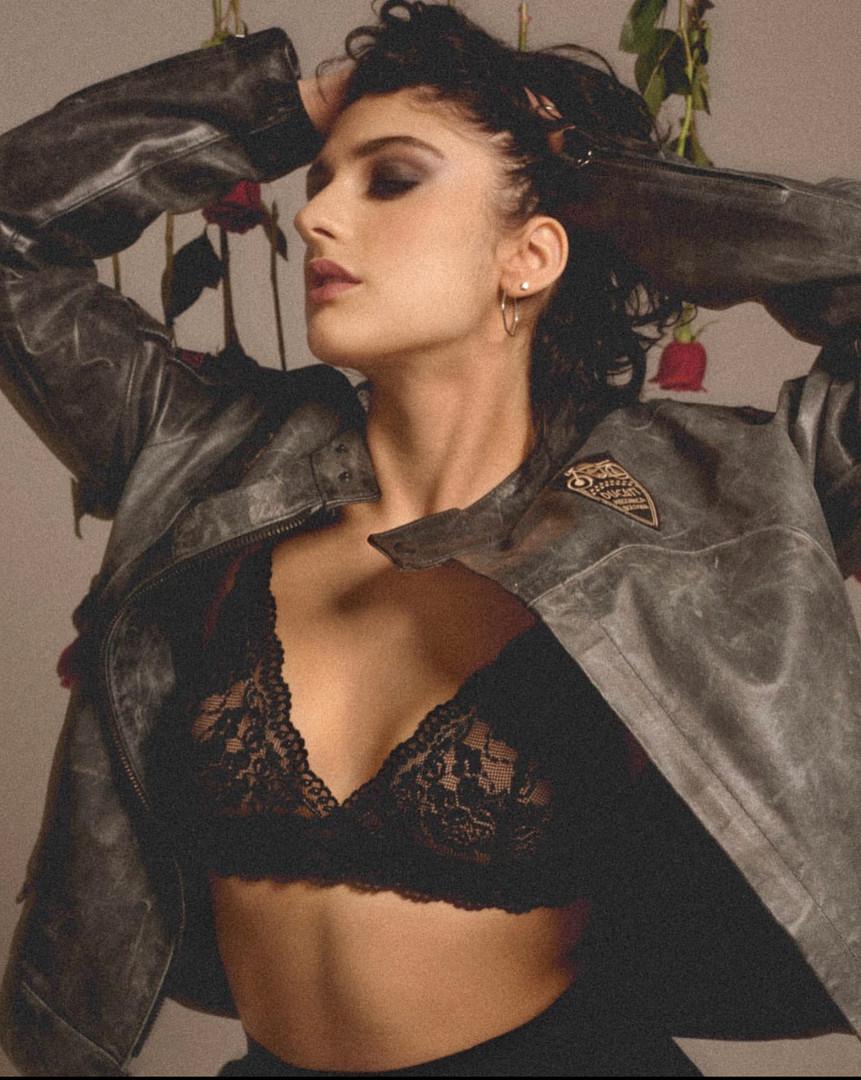 Model: Chloe Florence Photographer: Grace Turnbull