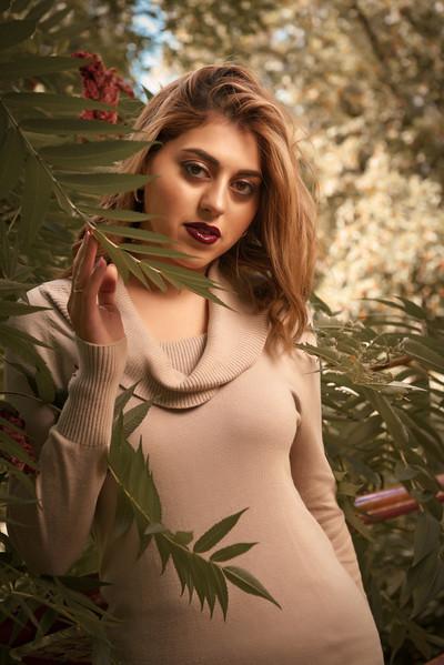 Model: Anna Hart Photography: Hamid Khansari