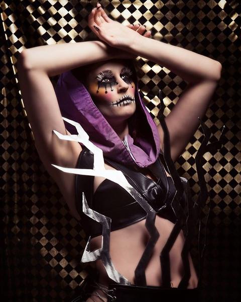 Model: Sassy May Photographer: German Prieto