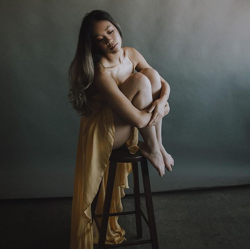 Model: Tiffany  Photographer: Reina Procee
