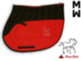 vente tapis de cross rouge