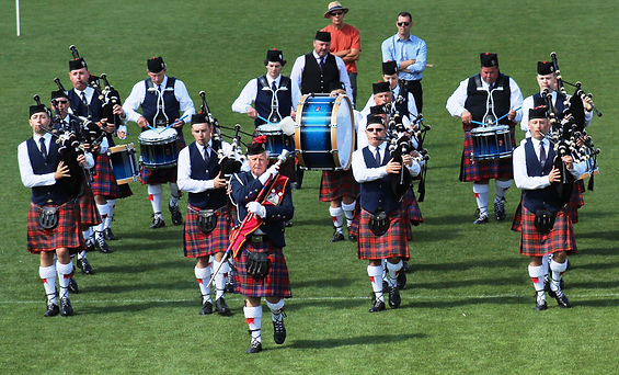 City of Nelson Highland Pipe Band