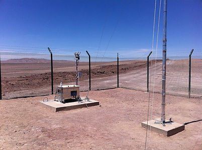 ENERGiE Meteo Station for Solar Irradiation Meassurement