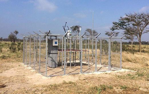 ENERGiE Meteo Station for Solar Irradiation Meassurement