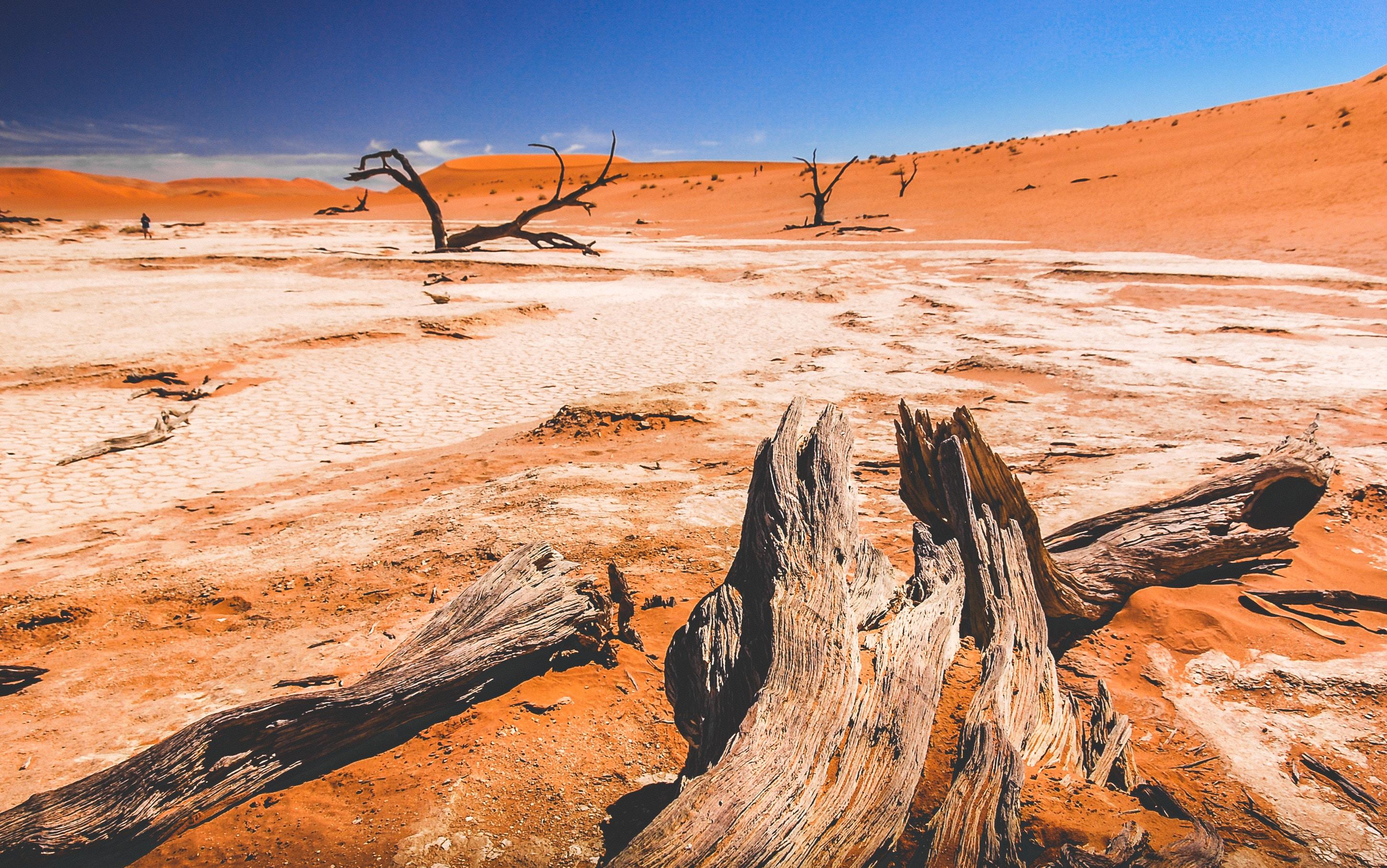 Das Land der roten Stille - Namibia