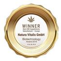 Winner Biotechnology Award 2019