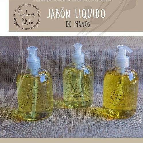 Jabon Liquido de Lavanda