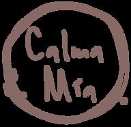Logo Editable Calma Mia n-b_r.png