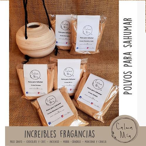 Polvo para Sahumar Chocolate & Café