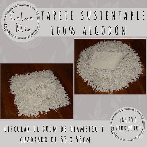 Alfombra sustentable