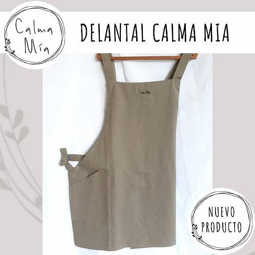 Delantal Calma Mia