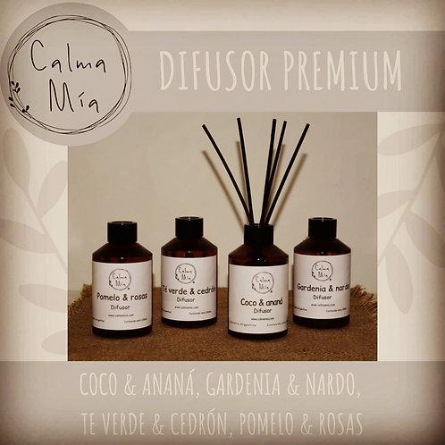 Difusor Premium de Gardenia & Nardo