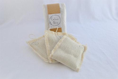 Bolsitas Aromaticas De Lavanda Natural - Pack X 3