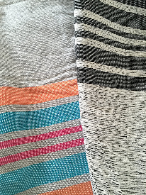 Hand Loomed Blanket - Queen and King sizes