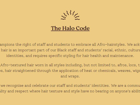 The Halo Code