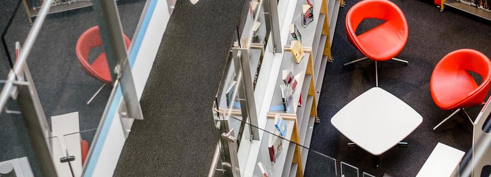 View from Second Floor Corridor