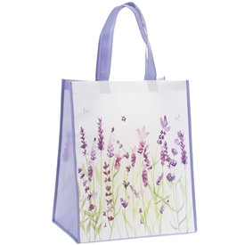 Lavender Shopping Bag