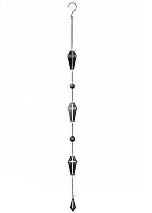 Coffin Cross Hanging Decoration