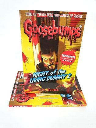 Goosebumps Night of the Living Dummy 2 - R.L.Stine