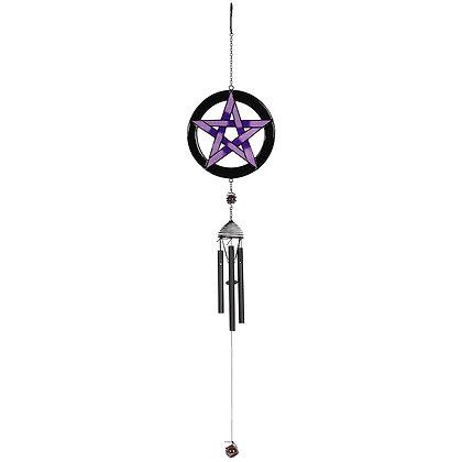 Pentagram Windchime