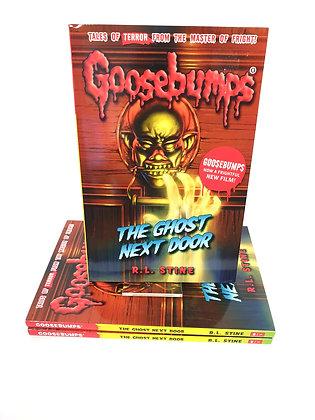 Goosebumps The Ghost Next Door - R.L.Stine