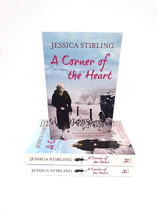 A Corner of the Heart - Jessica Stirling