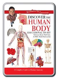 Educational Tin Set - Human Body