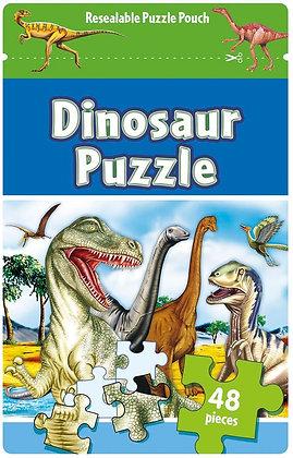 Dinosaur Jigsaw Pack