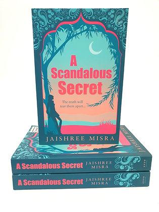 A Scandalous Secret - Jaishree Misra