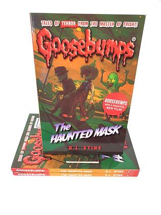 Goosebumps The Haunted Mask - R.L.Stine