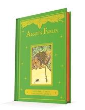 Aesops Fables Hardback Book