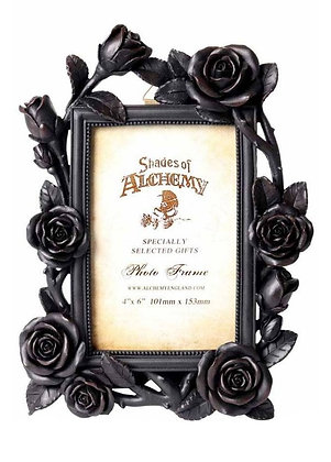 Black Rose Frame