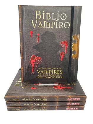 Biblio Vampiro: A Vampire Handbook - Tom Douglas