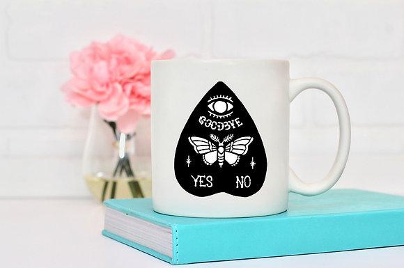 Planchette Ceramic Mug