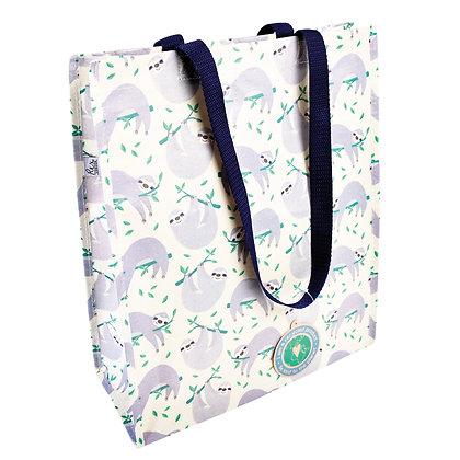 Sydney the Sloth Shopping Bag