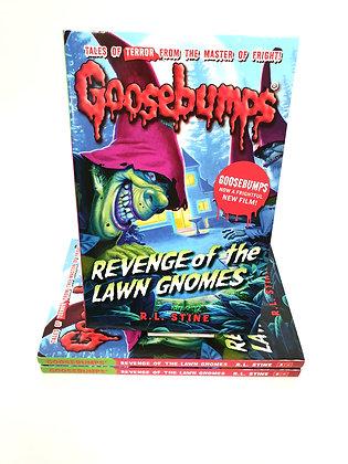 Goosebumps Revenge of the Lawn Gnomes - R.L.Stine