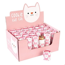 Cookie the Cat Colouring Pencils