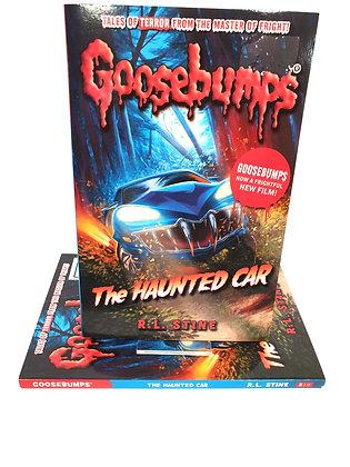 Goosebumps The Haunted Car - R.L.Stine