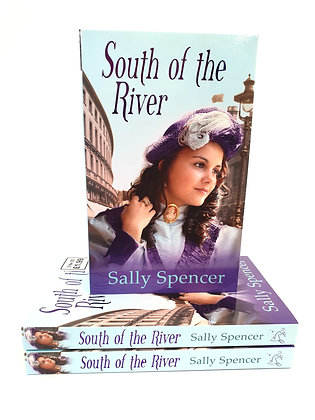 South of the River - Sally Spencer
