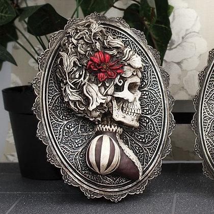 Beautiful Skeleton Plaque