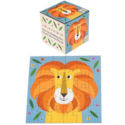 Charlie the Lion 24 Piece Mini Puzzle